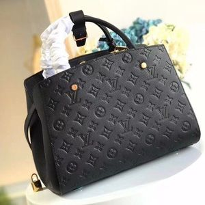 Louis Vuitton empreinte montaigne bk